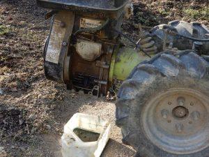 motocoltivatore Grillino 126- cambio olio