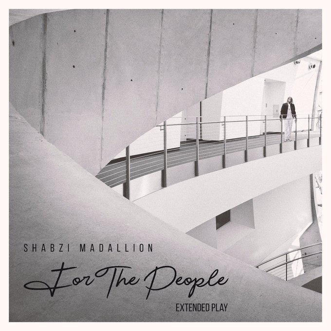 For The People: Shabzi Madallion Album Review