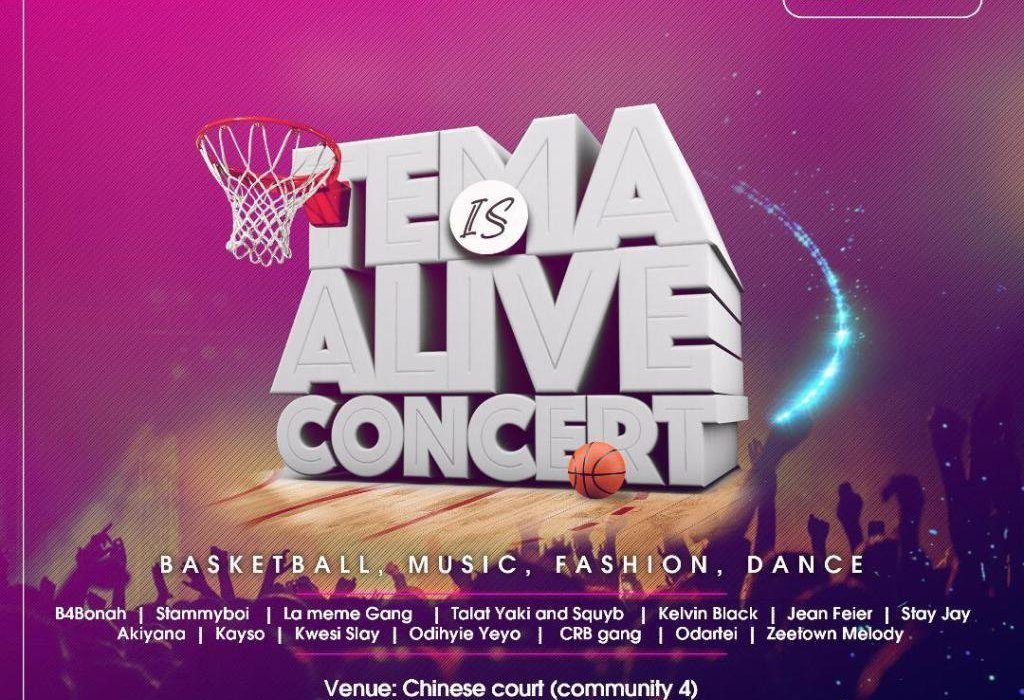 Event Preview: Tema Is Alive Concert