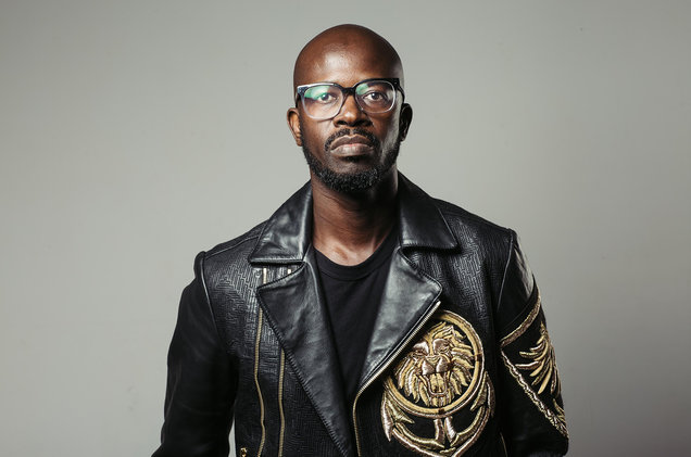 "South African Producer Black Coffee enlists Usher for lively new track ""LaLaLa"""