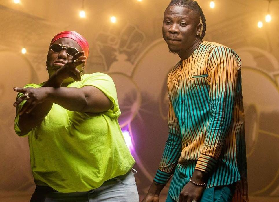 "Stonebwoy Collaborates with Teni on Infectious Love Song ""Ololo"""