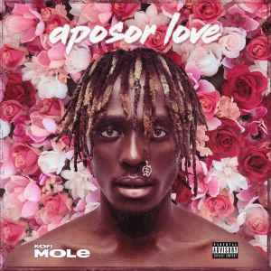 Kofi Mole's Aposor Love Cover Art