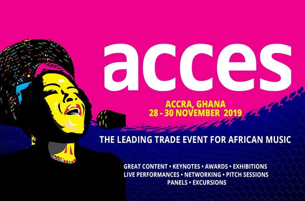 "Music In Africa Is Set to Host an Informative Music Conference Dubbed ""ACCES"" In Ghana"