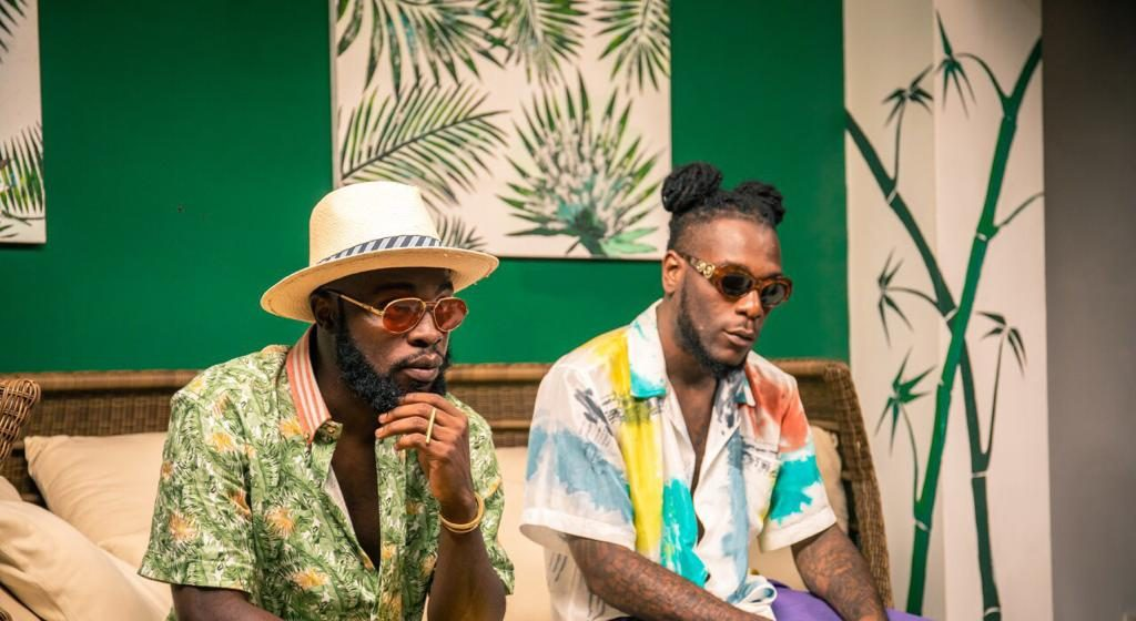 "M.anifest features Burna Boy on ""Tomorrow"", the second single off ""The Gamble"""