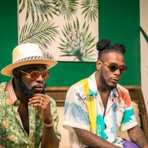 M.anifest and Burna Boy
