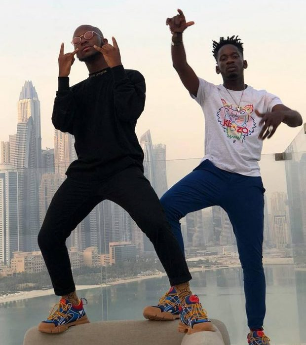 King Promise Announces Joint EP with Mr. Eazi