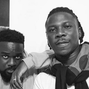sarkodie and Stonebwoy