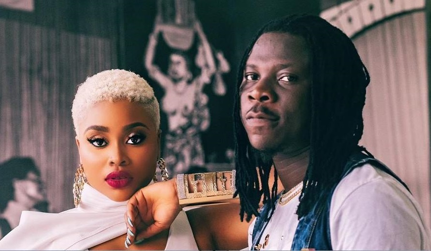 """Adina Taps Stonebwoy for Neo-Highlife Love Duet """"Take Care of You"""""""
