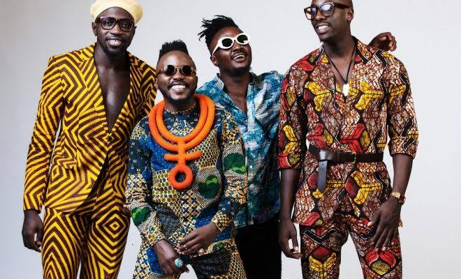 "Brighter Days as Sauti Sol Tease 5th Studio Album ""Midnight Train"""