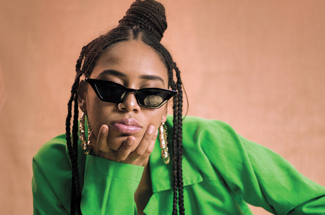 Sho Madjozi Creates A New Instagram Page Dedicated to Her Younger Fans