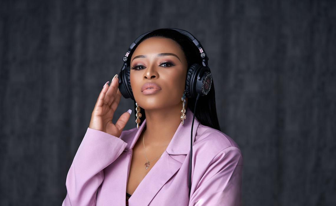 DJ Zinhle to Host Exclusive Mix on Beats 1 Radio!