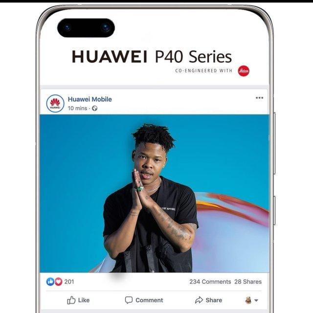 Nasty C Huawei