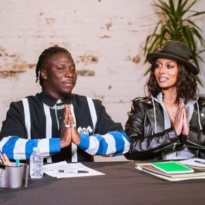 Stonebwoy and Keri Hilson