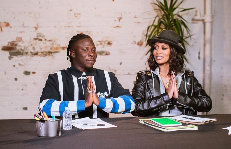 "Stonebwoy and Keri Hilson's ""Nominate"" Debuts at Number 19 on Billboard's World Digital Song Sales Chart"