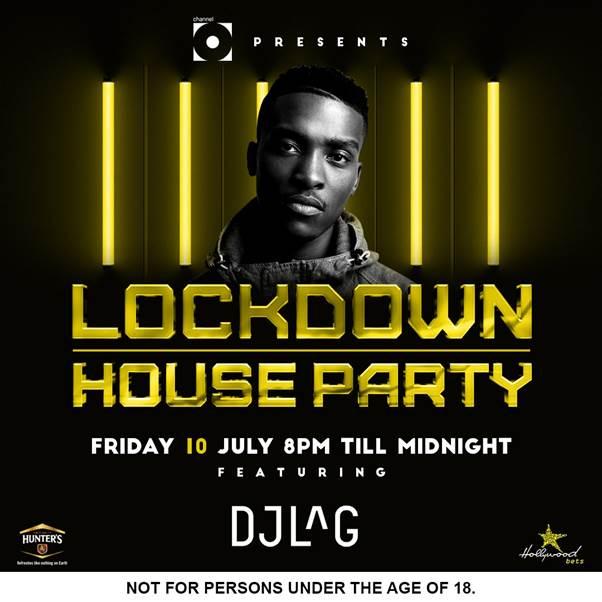 DJ Lag on Channel O