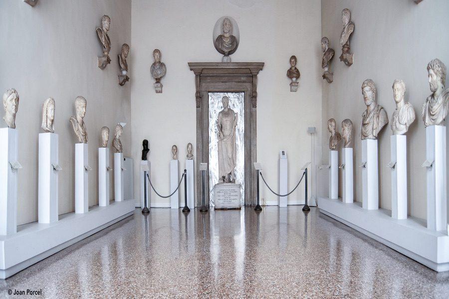 Museo Archeologico interno