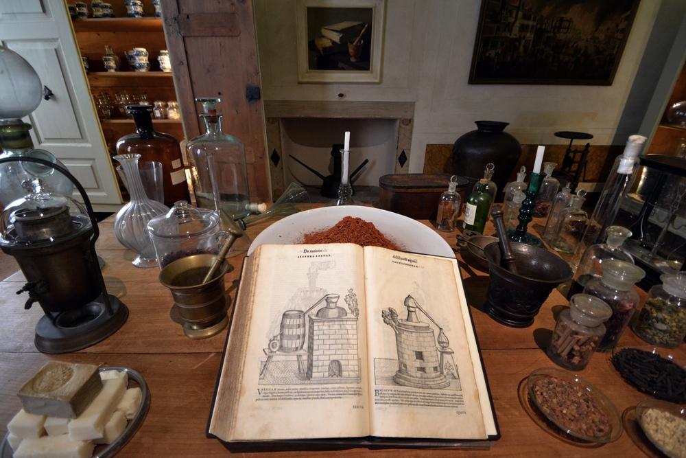 laboratorio del profumo di palazzo mocenigo