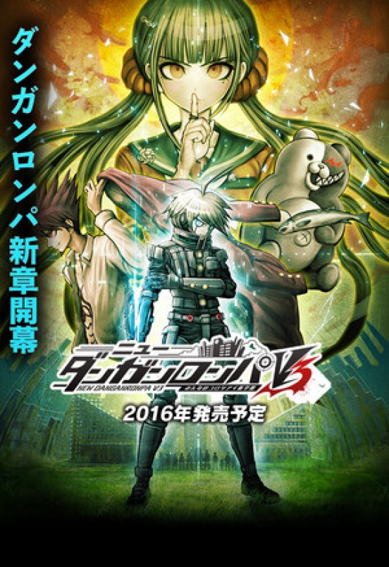Check Out Our Review To That Anime Here Danganronpa 14 Source News Network Daziigirl