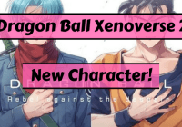Dragon Ball Xenoverse 2 Trailer + New Character!