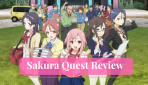 "SAKURA QUEST – The New Instalment in P.A. Work's ""Working Series"""