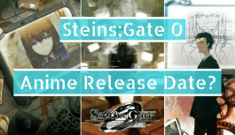 Steins;Gate 0 Anime Release Date?