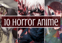 10 Horror Anime To Watch On Halloween!