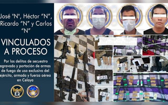 Guanajuato: criminal gang falls;  kidnapped and mutilated his victim