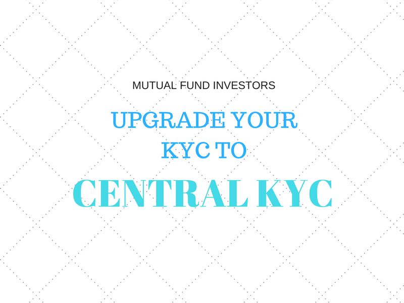 How to upgrade your KYC to CKYC?