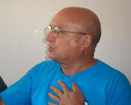 Félix Navarro Rodríguez. Coordinador General de la Unión Patriótica de Cuba (UNPACU)