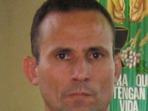 El exprisionero político José Daniel Ferrer García, Coordinador de la Unión Patriótica de Cuba