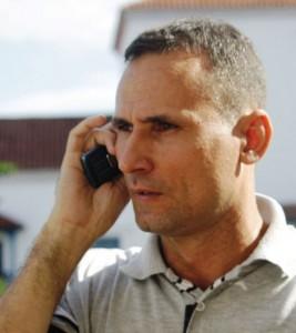 Jose Daniel Ferrer Garcia, Secretario Ejecutivo de la Unión Patriótica de Cuba (UNPACU)