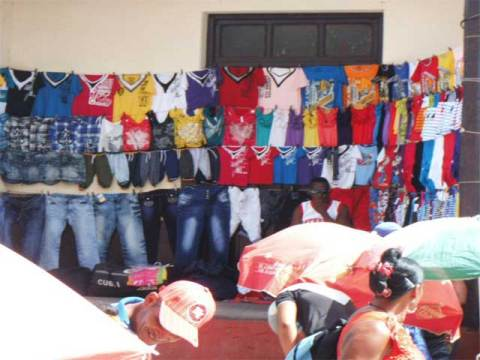 cuentapropistas de ropa