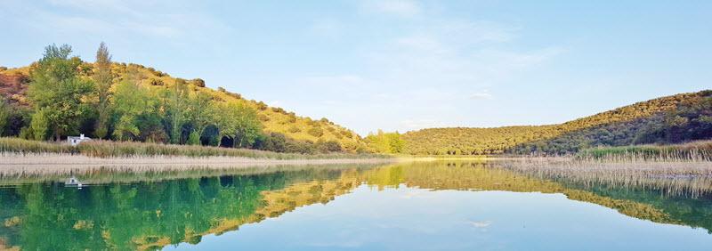 Lagunas de Ruidera_LagunaS.Pedro
