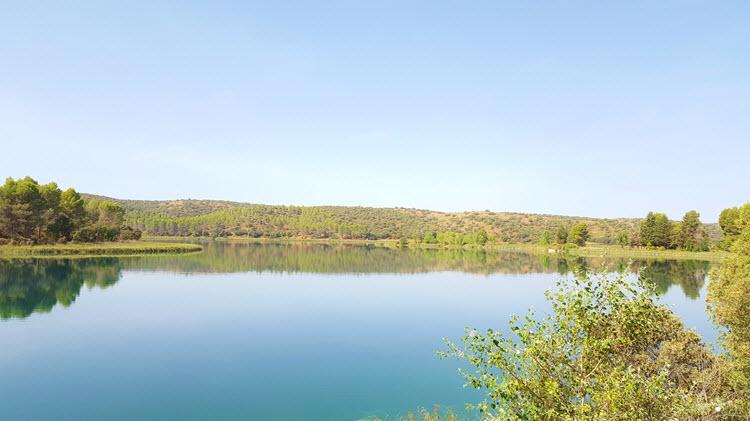 Lagunas de Ruidera_L.Colgada