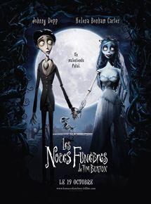 Affiche film Les noces funèbres