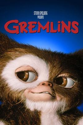 Affiche film Gremlins