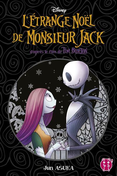 Affiche film L'étrange Noel de Monsieur Jack