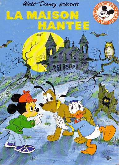 Mickey - La Maison Hantée