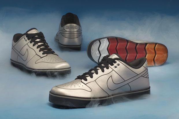 Nike lanza una edición limitada, las Nike Delorean