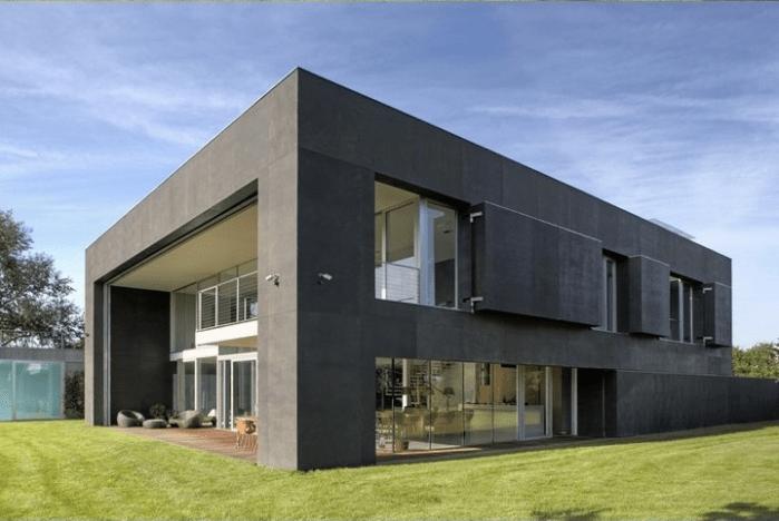 La casa transformer
