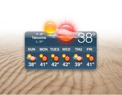 weather-on-tatooine