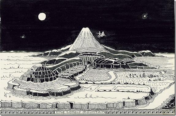 hobbit-ilustraciones-5-unpocogeek.com