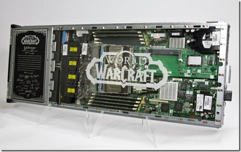 Viejos servidores de Wolrd of Warcraft subastados