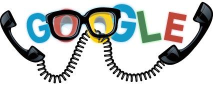 El doodle de hoy… Aniversario del nacimiento de Tato Bores