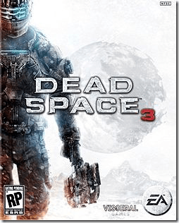 dead space 3 cover - unpocogeek