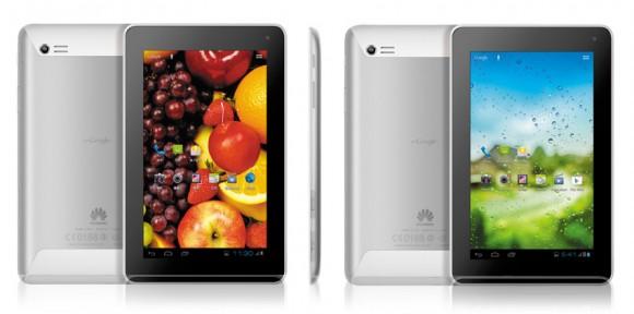 Huawei anuncia su tableta de 7 pulgadas