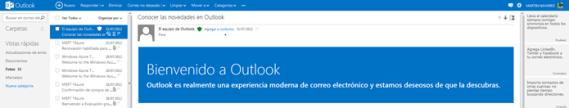 outlook inbox - unpocogeek.com