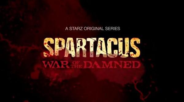 Teaser tráiler de Spartacus: War of the damned