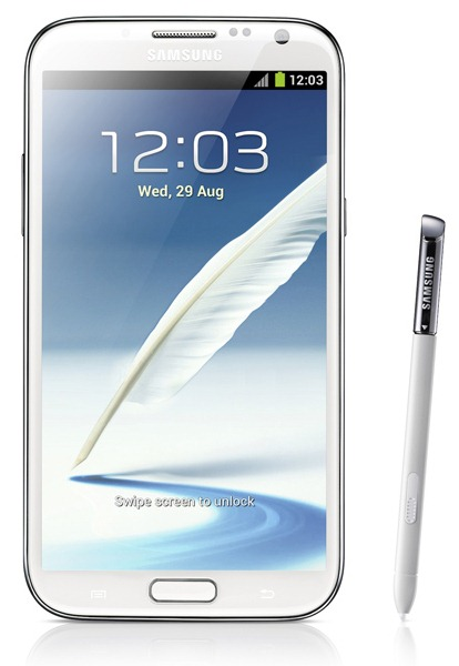 samsung galaxy note 2 -big- unpocogeek.com