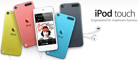 Apple - Play music and more on iPod - unpocogeek.com